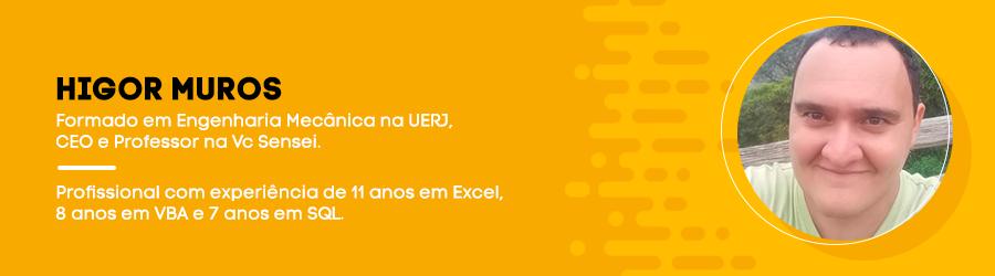 Curso VBA para Excel RJ